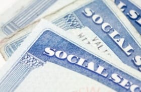 social security card image